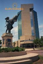 bolivia santa cruz city tours palacio de justicia court building