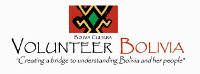 volunteer bolivia logo