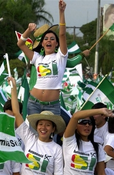 autonomy santa cruz bolivia