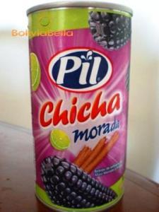 Bolivia food recipes drinks beverages chicha morada