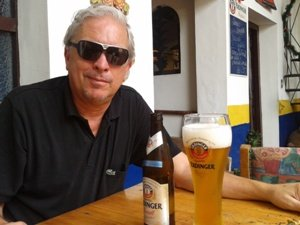 Chef Trent Wauson, Samaipata, Bolivia