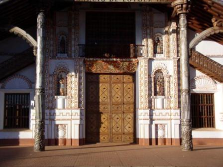 San Ignacio de Velasco, Jesuit Mission, Bolivia