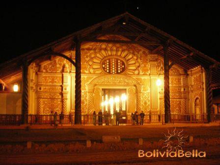 Pascua (Semana Santa) en Bolivia