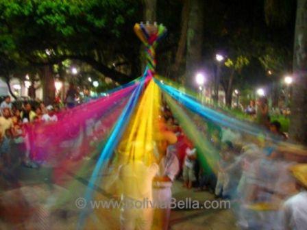 Click to view a video of Santa Cruz, Bolivia
