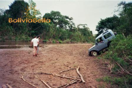 towing santa cruz bolivia