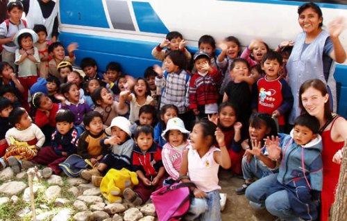 Volunteer in Bolivia!