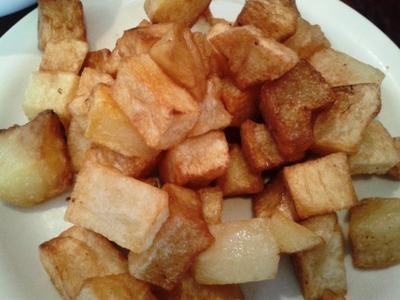 Not Hashbrowns