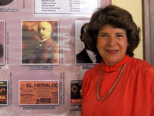 Bolivian artist Susana Castillo Lopez