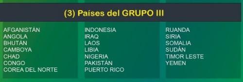 Bolivia Tourist Visa Group 3 Countries