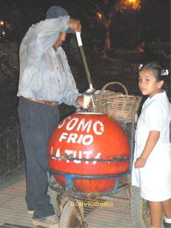 Somó is a delicious ice cold boiled corn drink