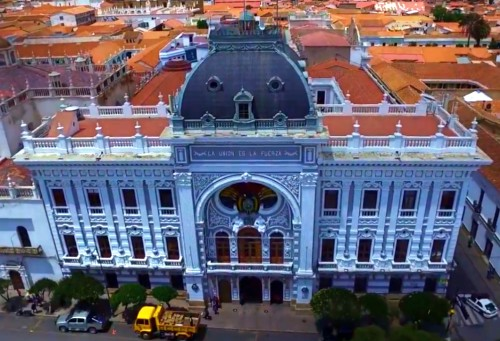 The Capital Of Bolivia Is Sucre Is Bolivia S Capital Also La Paz Find Out