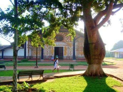 Jesuit Missions of Chiquitos, Santa Cruz, Bolivia