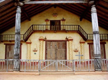 Santa Ana, Jesuit Mission, Bolivia