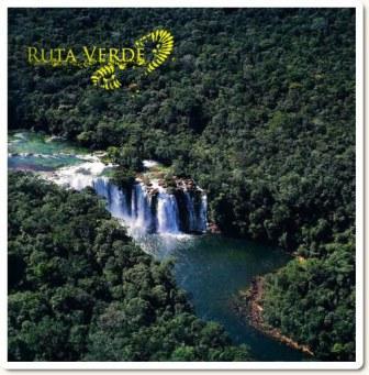 Encanto Waterfalls Noel Kempff Mercado National Park Santa Cruz Bolivia