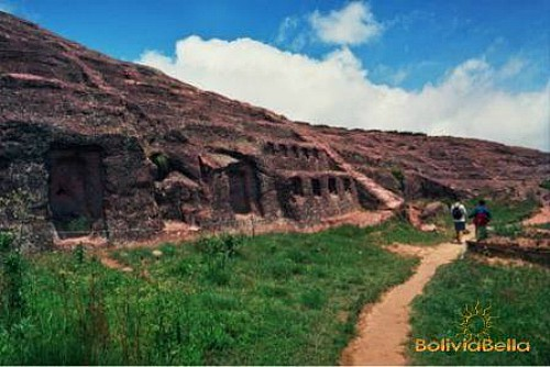 Samaipata Fort today