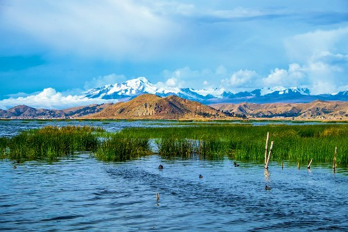 Bolivian Myths and Legends - Lake Titicaca