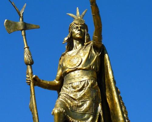 Bolivian Myths and Legends - Manco Capac