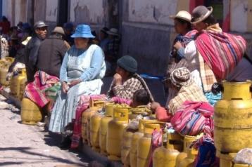 bolivia economy natural gas shortage