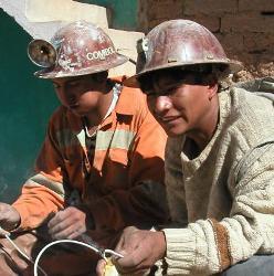 bolivia economy industry mining