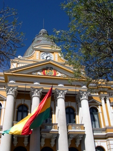 bolivia government palace la paz