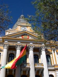 bolivia government palace la paz