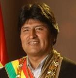 bolivia government evo morales