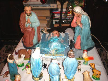 Bolivia Facts Holidays Christmas - Nativity Scene