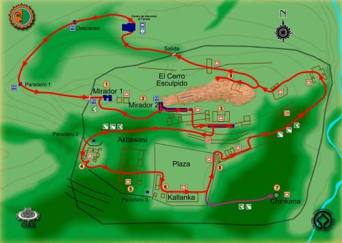 Walking tour of the Samaipata Fort