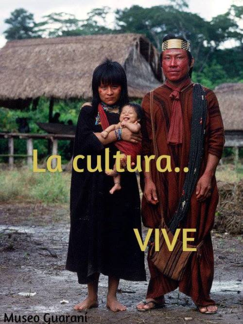 Bolivia Cultures - The Guarani