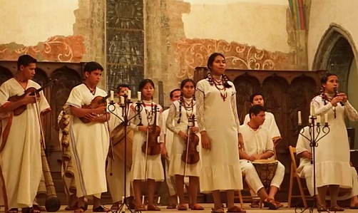 Baroque Music Festival of Chiquitos - Bolivian Music in the Amazon