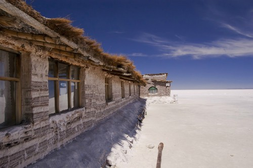 Hotels and Hostels in Uyuni Bolivia