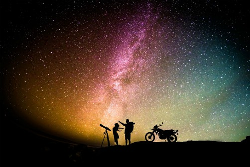 See Bolivia by bike or motorcycle
