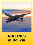 Find Airlines and Flights to Bolivia