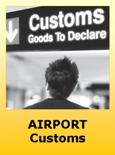 Airport Customs in Bolivia