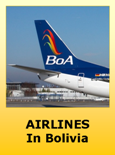 Airlines in Bolivia