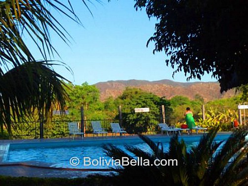 Hotels and accommodations in Camiri, Bolivia