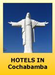 Hotels in Cochabamba Bolivia