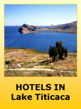 Hotels at Lake Titicaca Bolivia