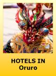 Hotels in Oruro Bolivia