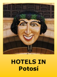 Hotels in Potosi Bolivia