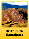 Hotels in Samaipata Bolivia
