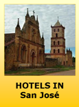 Hotels in San Jose de Chiquitos Bolivia