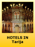 Hotels in Tarija Bolivia