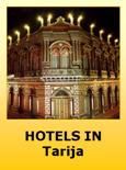 Hotels in Tarija Bolivia
