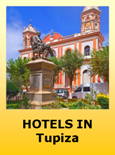 Hotels in Tupiza Bolivia