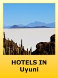 Hotels in Uyuni Bolivia