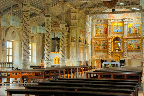 Hotels in the Jesuit Missions, Chiquitania, Bolivia