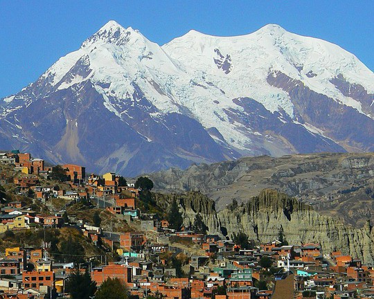 Hotels in the Department (state) of La Paz, Bolivia