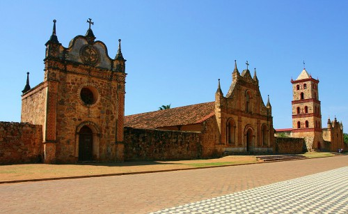 Hostels and Hotels in San Jose de Chiquitos, Bolivia - Jesuit Missions