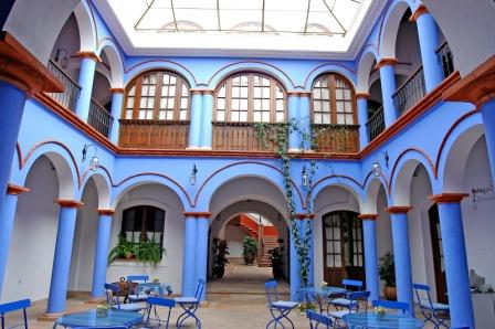 Hotels in Sucre Bolivia